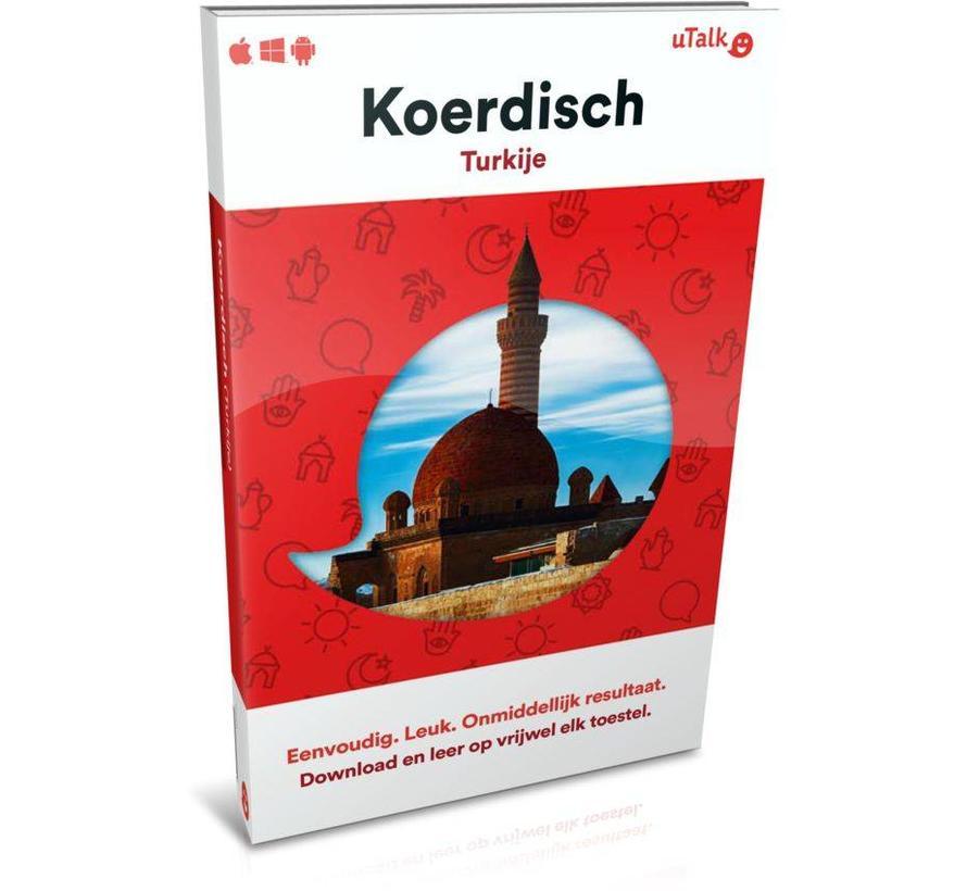 uTalk leer Koerdisch Kurmanji - Online taalcursus