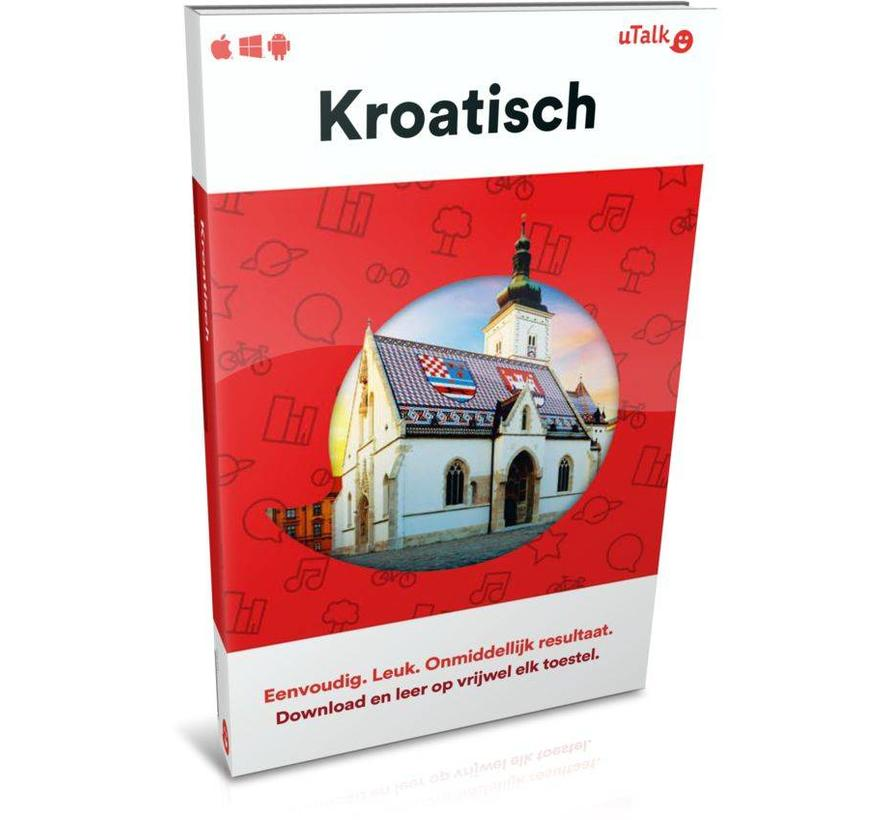 uTalk leer Kroatisch - Online taalcursus