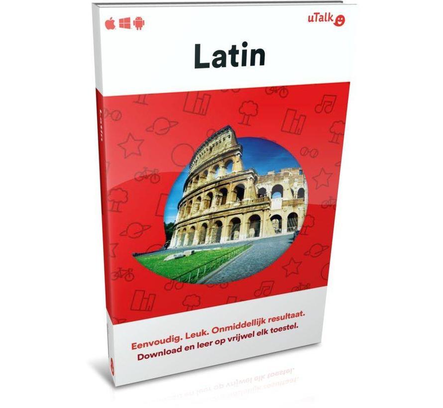 uTalk leer Latijn - Online cursus