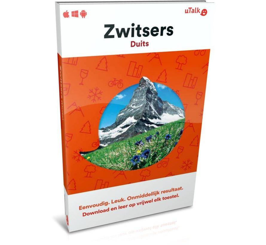 uTalk leer Zwitsers-Duits - Online cursus