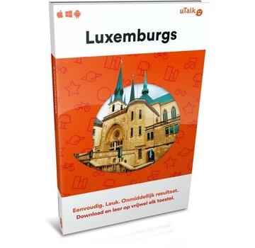 uTalk Leer Luxemburgs online - Complete taalcursus Luxemburgse taal