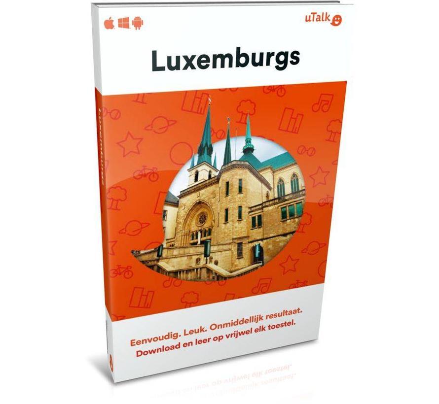 uTalk leer Luxemburgs - Online cursus