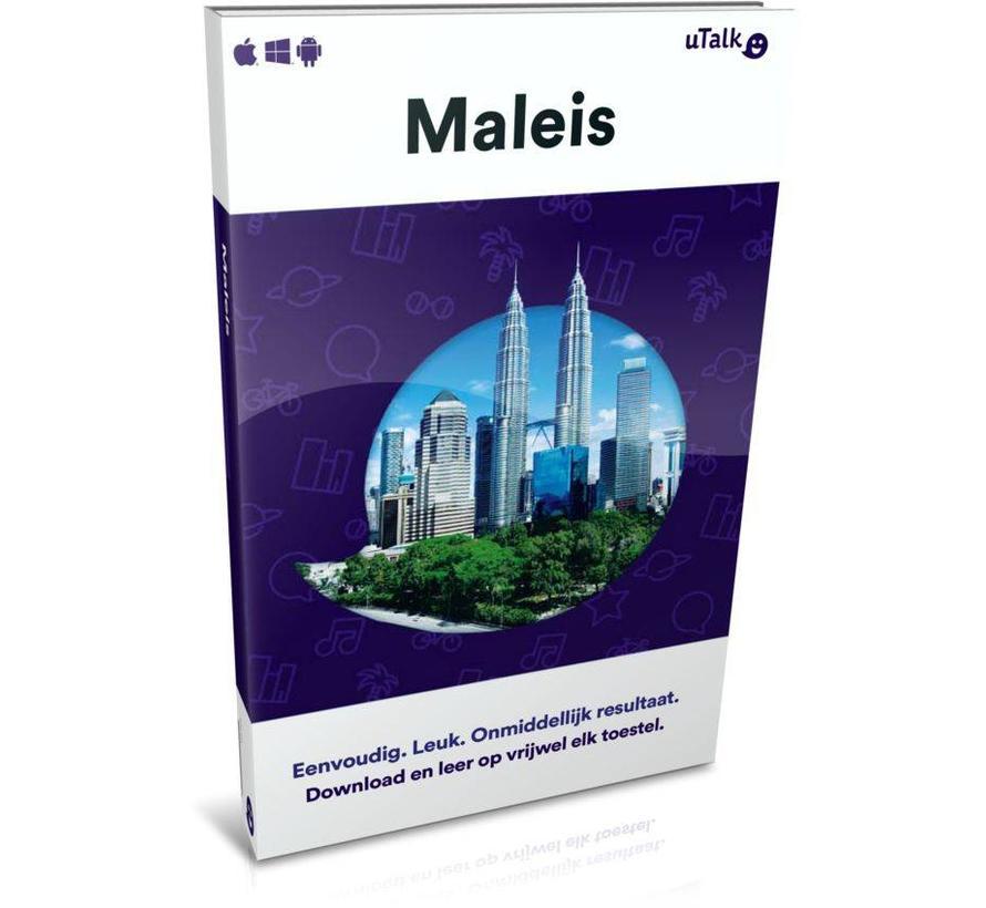 uTalk leer Maleis - Online taalcursus