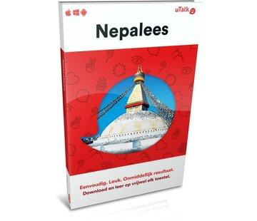 uTalk Leer Nepalees ONLINE - Complete cursus Nepalese taal leren