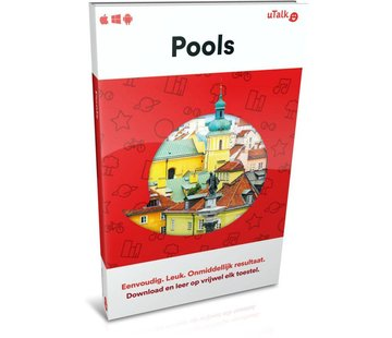 uTalk Online Taalcursus Leer Pools Online - Complete  taalcursus Pools