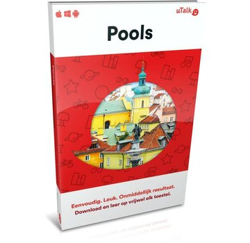 uTalk Leer Pools ONLINE - Complete taalcursus Pools