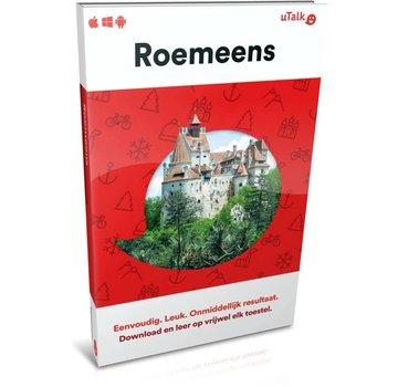 uTalk Roemeens leren ONLINE  -  Complete cursus Roemeens