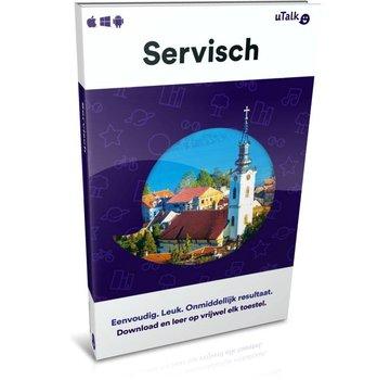 uTalk Online Taalcursus Servisch leren ONLINE - Complete taalcursus Servisch