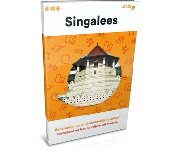 uTalk Leer Sinhala online - uTalk complete taalcursus