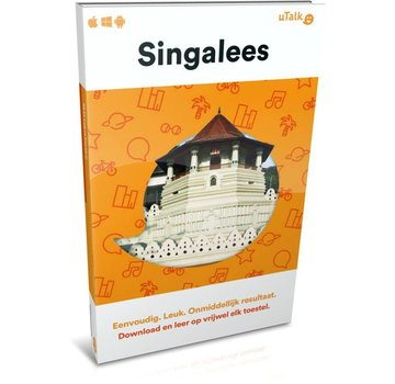 uTalk Leer Sinhala Online - Complete taalcursus | Leer de Sinhala taal