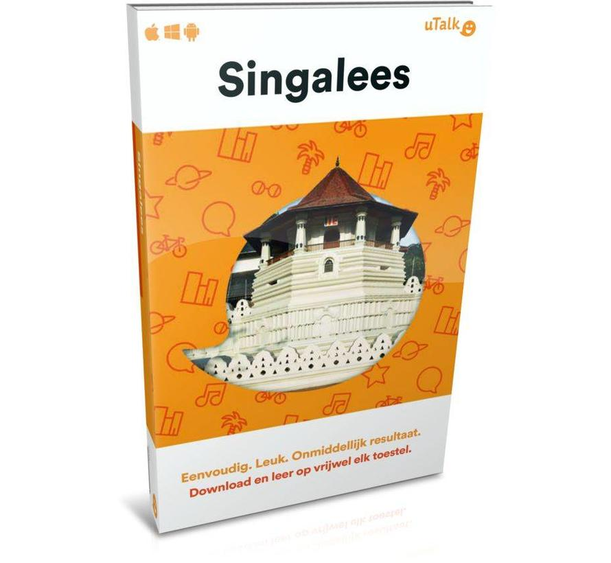uTalk leer Sinhala - Online taalcursus
