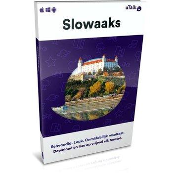 uTalk Online Taalcursus Leer Slowaaks Online - uTALK Complete cursus Slowaaks