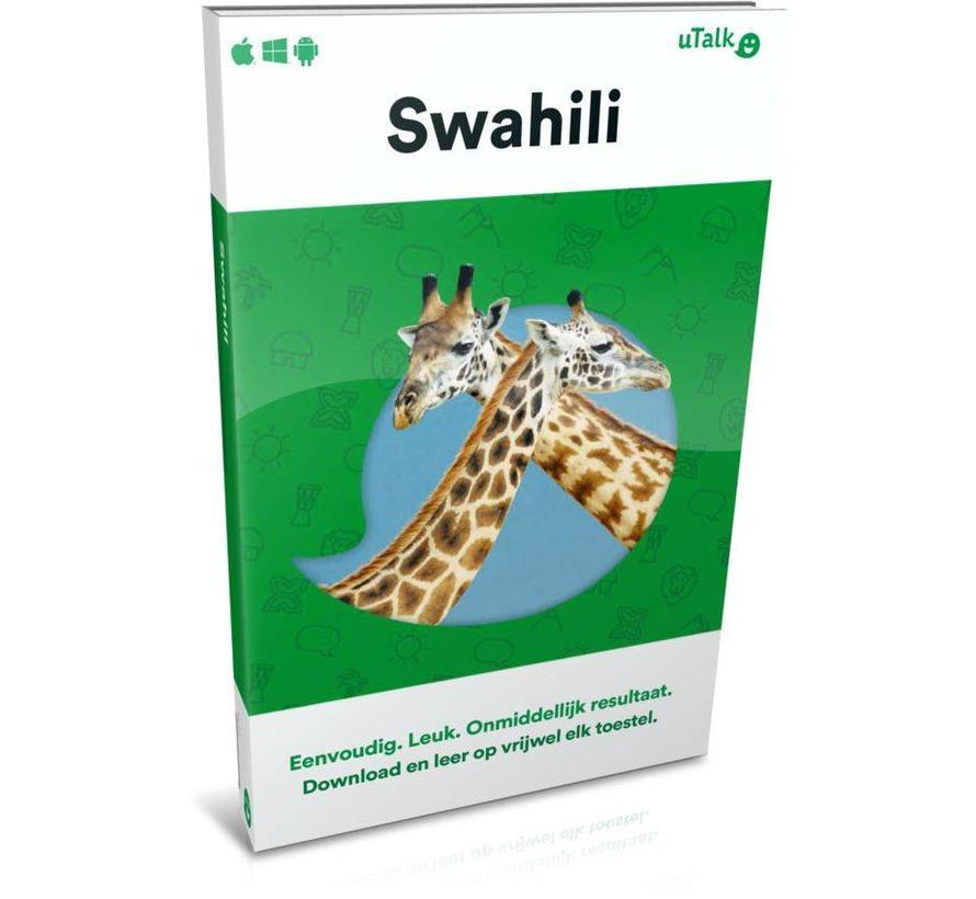 uTalk Swahili leren - Online taalcursus