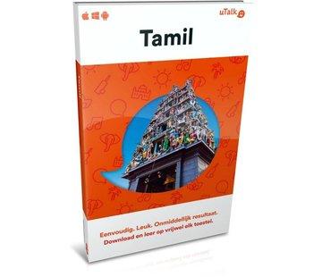 uTalk Online Taalcursus Tamil leren - ONLINE taalcursus - Leer  de Tamil taal