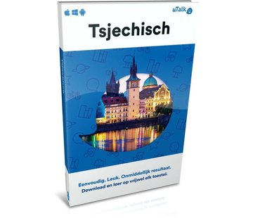 uTalk Online Taalcursus Snel Tsjechisch leren - Online cursus Tsjechische taal