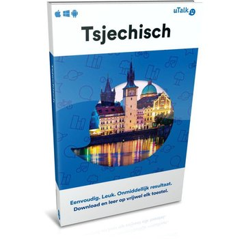 uTalk Snel TSJECHISCH leren - Online cursus Tsjechisch (Complete taalcursus)