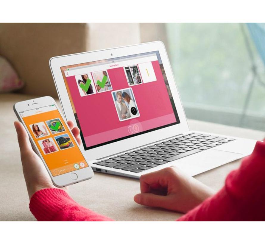 uTalk leer Amerikaans Engels - Online taalcursus