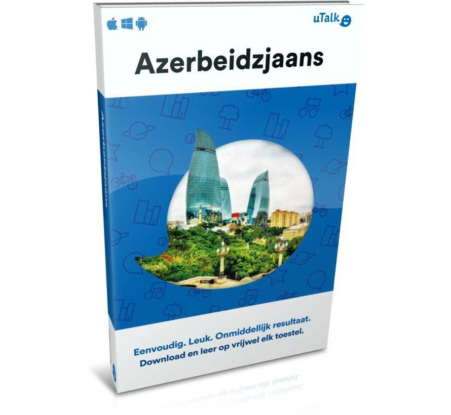 uTalk leer Azerbeidzjaans - Online cursus