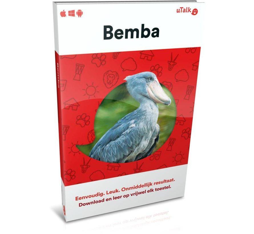 uTalk leer Chibemba - Online cursus