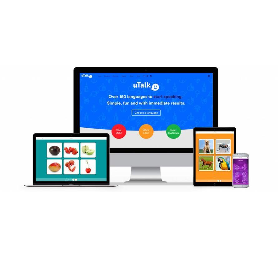 uTalk leer Iers - Online cursus