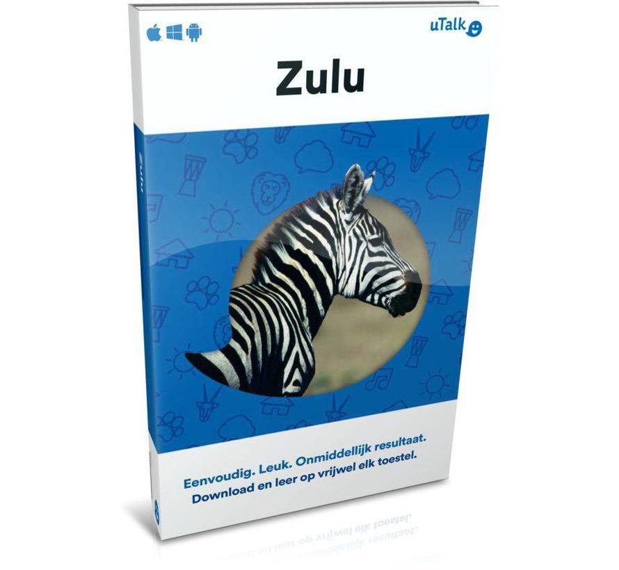 uTalk leer Zulu - Online taalcursus