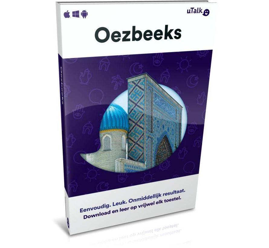 uTalk leer Oezbeeks - Online taalcursus