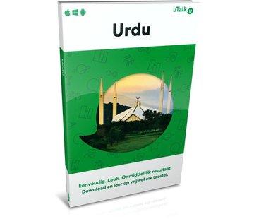 uTalk Online Taalcursus Urdu leren ONLINE - Complete taalcursus Urdu