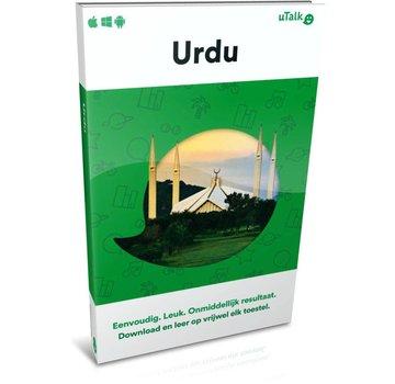 uTalk Leer Urdu ONLINE - Complete cursus Urdu