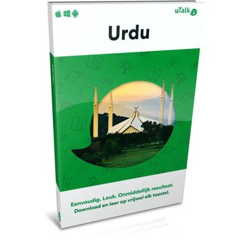 uTalk Online Taalcursus Leer Urdu ONLINE - Complete taalcursus