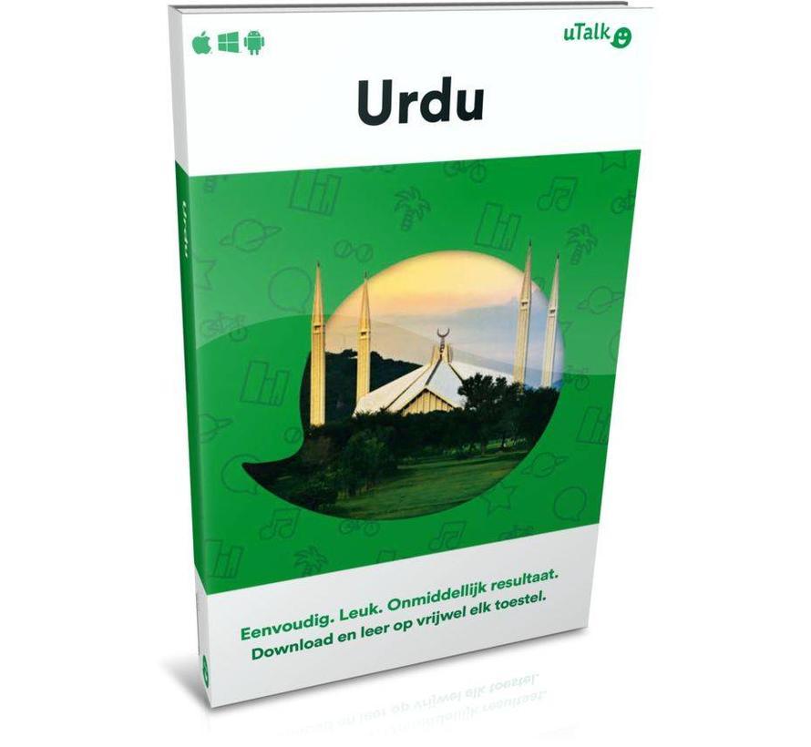 uTalk leer Urdu - Online taalcursus