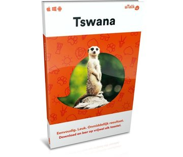 uTalk Online Taalcursus Leer Tswana - ONLINE  taalcursus | Leer de Tswana taal (Botswana)