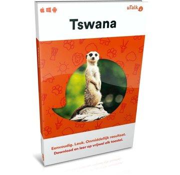 uTalk Online Taalcursus Leer Tswana online - uTalk complete taalcursus