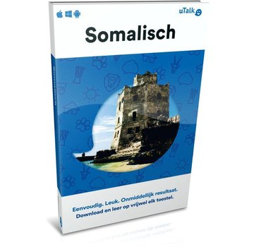 uTalk Leer Somalisch online - uTalk complete taalcursus
