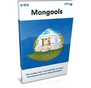 uTalk Leer Mongools online - uTalk complete taalcursus