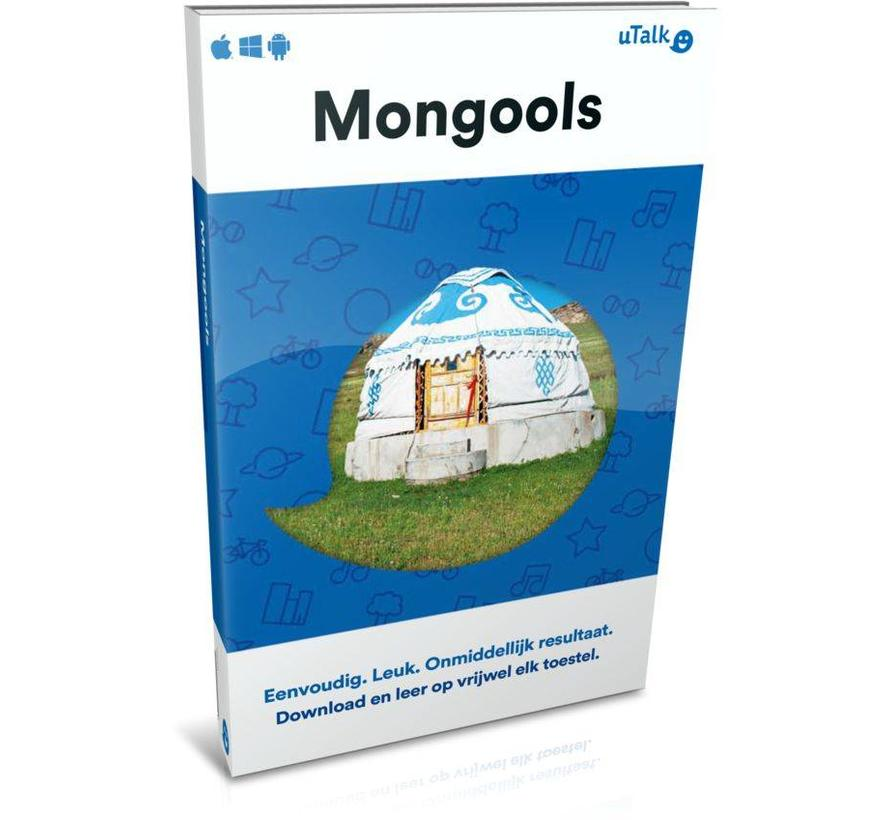 uTalk leer Mongools - Online cursus