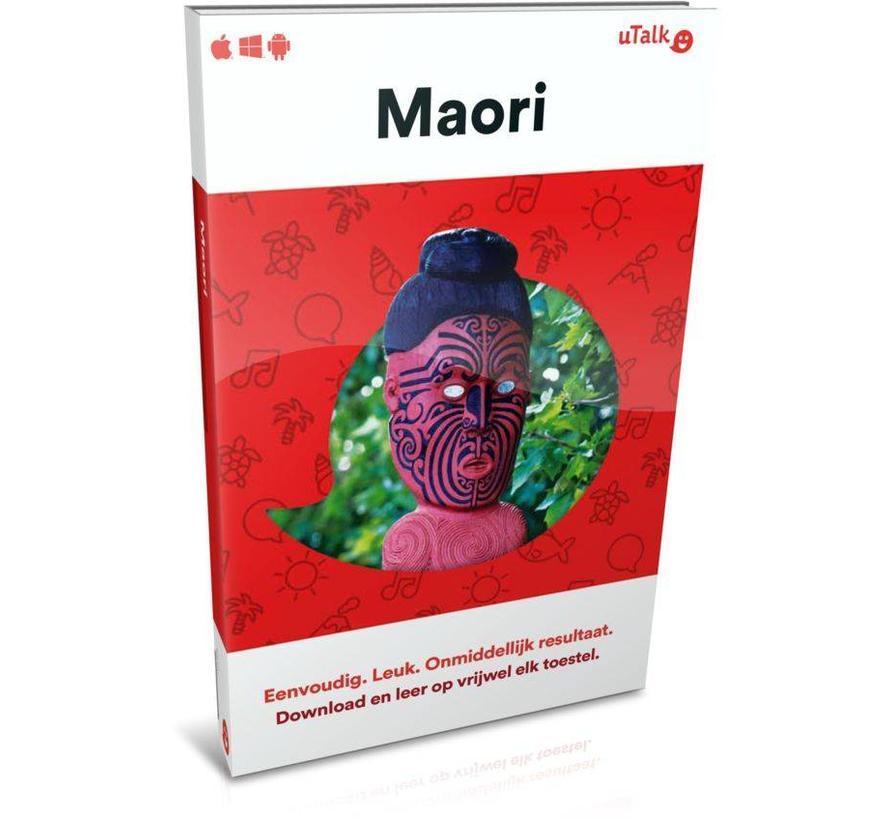uTalk leer Maori - Online taalcursus