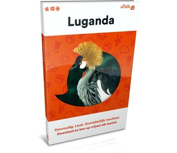 uTalk Leer Luganda ONLINE - Complete cursus Luganda (Oeganda)