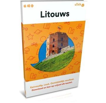 uTalk Online Taalcursus Leer Litouws online - uTalk complete taalcursus