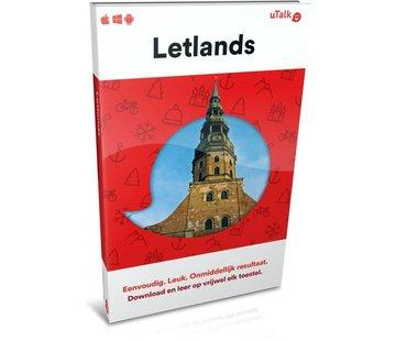 uTalk Online Taalcursus Leer Lets online - Complete taalcursus Letlands