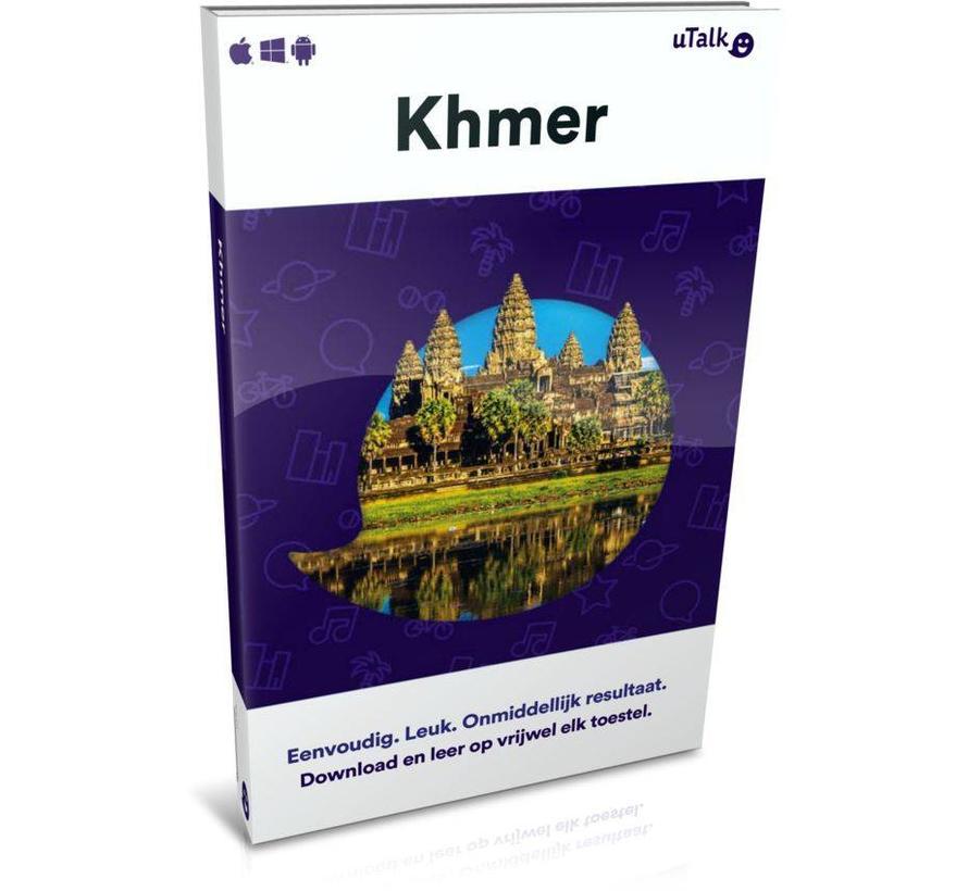 uTalk leer Khmer - Online taalcursus Khmer (Cambodjaans)