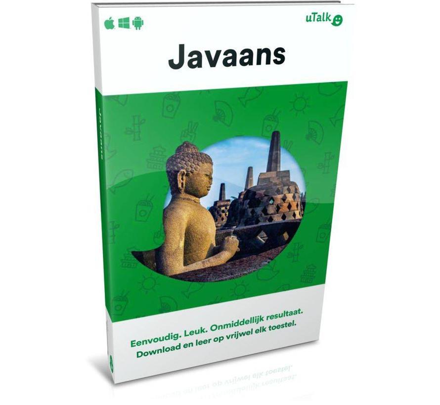 uTalk leer Javaans - Online taalursus