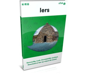 uTalk Online Taalcursus Leer Iers online - uTalk complete taalcursus