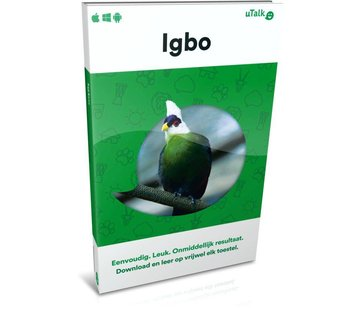 uTalk Leer Igbo online - uTalk complete taalcursus