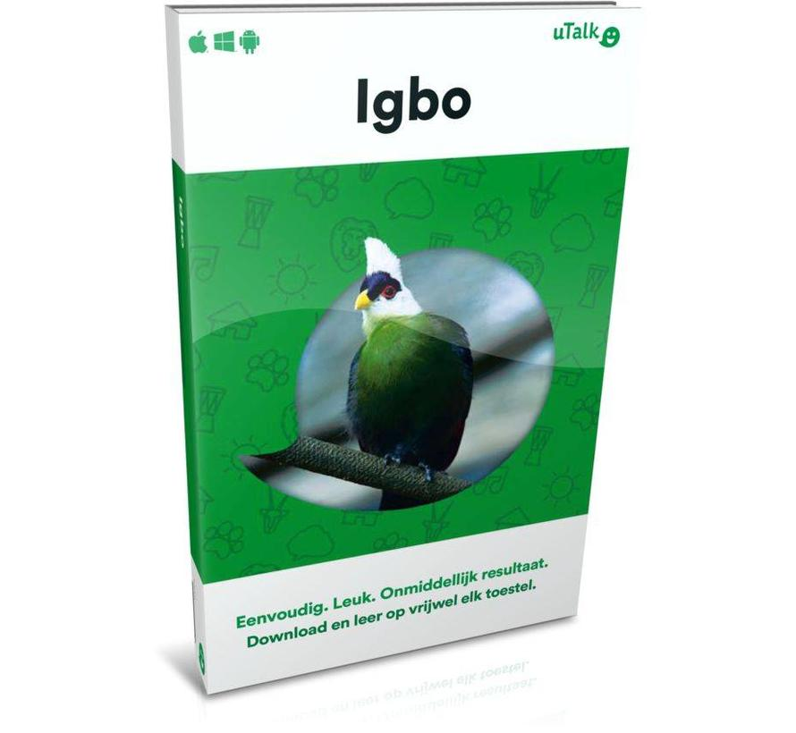 uTalk leer Igbo - Online cursus