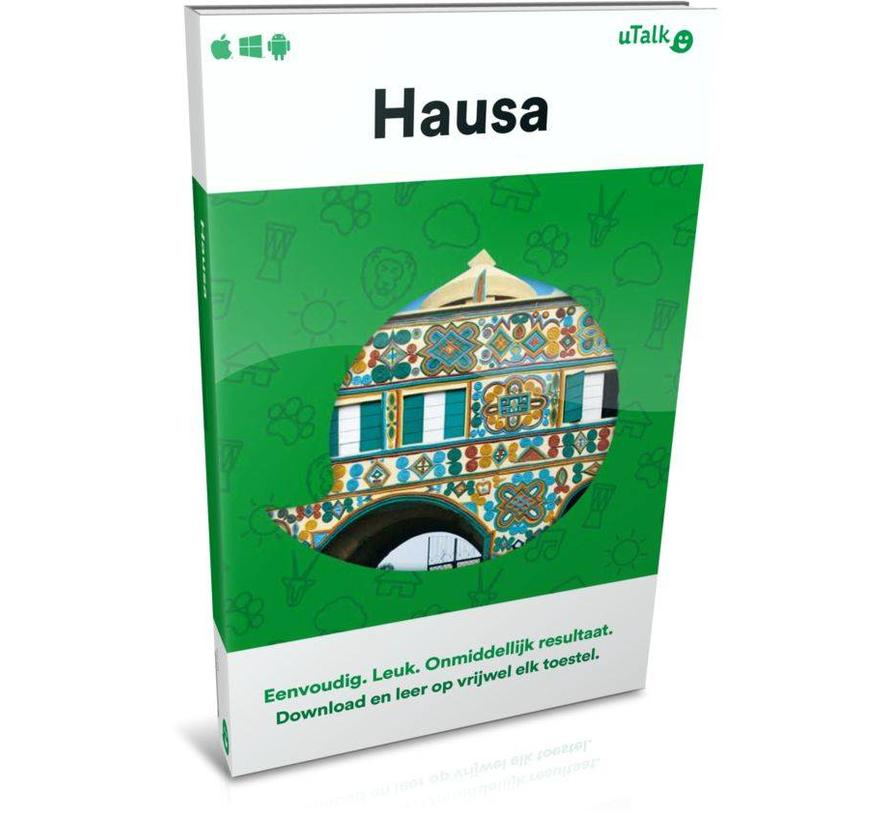 uTalk leer Hausa - Online taalcursus