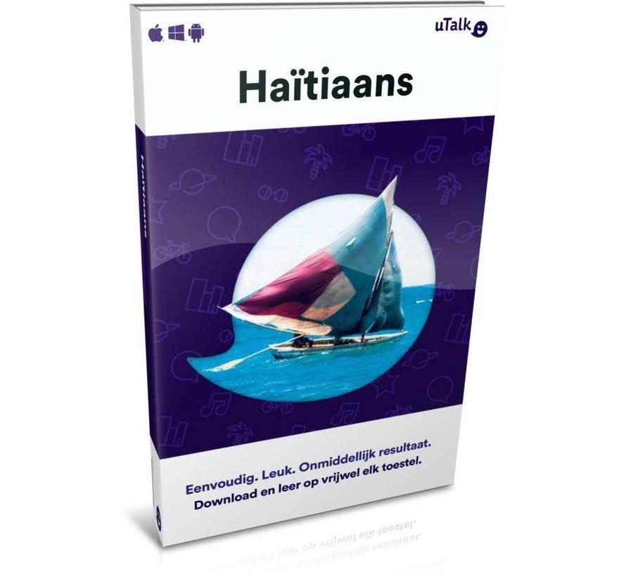 uTalk leer Haïtiaans Creools - Online cursus