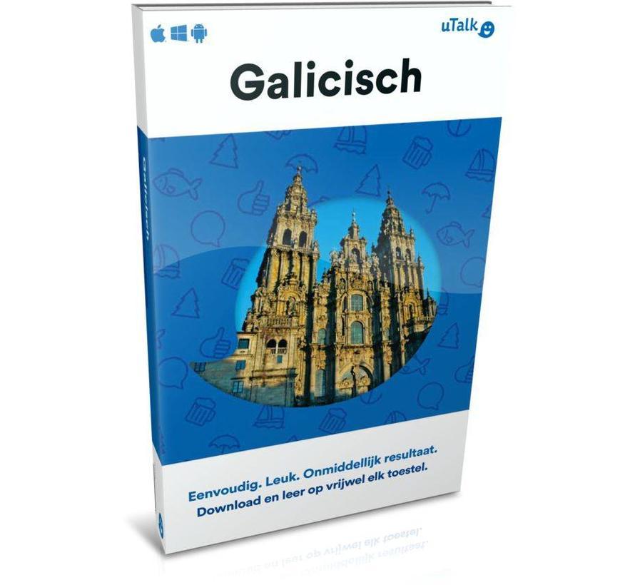 uTalk leer Galicisch - Online cursus