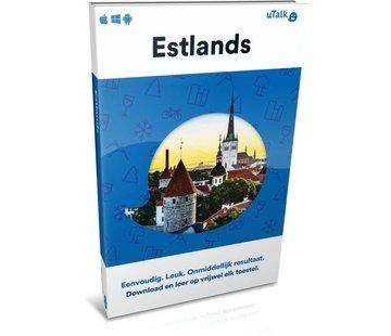 uTalk Online Taalcursus Leer Ests online - uTalk complete taalcursus