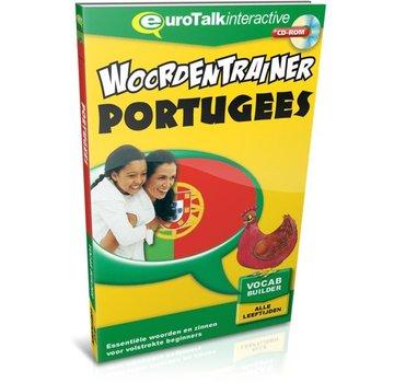 Eurotalk Woordentrainer ( Flashcards) Cursus Portugees voor kinderen - Woordentrainer