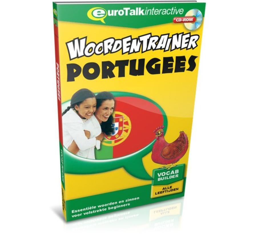 Portugees voor kinderen - Woordentrainer Portugees